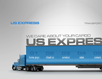 Express Delivery Dynamic Flash Templat