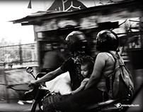 Tegucigalpa en Blanco y negro