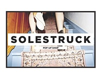 Solestruck Pop-Up Shop