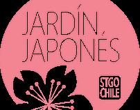 Jardín Japonés - Stgo. Chile