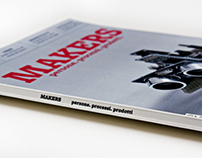 MAKERS. Magazine.