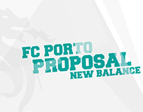 FC Porto | Proposal new balance kits