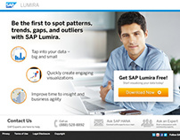 SAP, Humana, Oppenheimer Funds, NGHS Landing pages