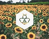 DeeepHoney (Yes, three E's): Logo Design