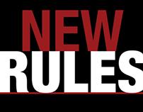 NEW RULES: George Washington Carver Kinetic Typography