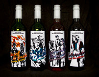 Vinyard Gruber – Packaging Design