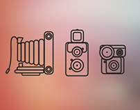 camera's pictograms