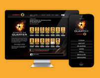 Kaizer Chiefs Player of The Quarter Competition Site