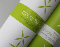 Grow the glow - package design
