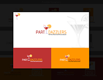 Party Dazzlers - Logo