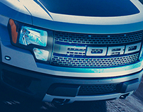 Ford Raptor | Compositing