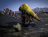 Bird UFO