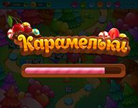 Caramels game