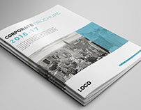 Corporate 14 Page Brochure template