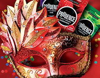 Prudence - Anúncio Carnaval Distribuidor