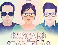 Oscar Daniela Mario