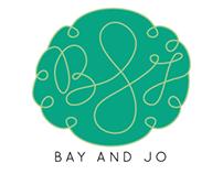 Logos for Bay&Jo//Freelance