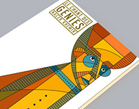 ' Le Chant Des Genies ' Book Cover
