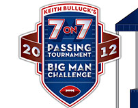 7 on 7 Passing Tournament and Big Man Challenge