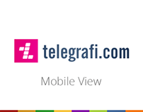 Telegrafi.com Mobile View
