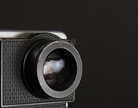 Made in Japan | MAMIYA Vintage Camera
