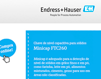 Projeto Endress+Hauser