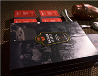 Bacardi Legacy Collateral