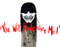You Will Remember Me...!