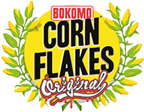 Bokomo Corn Flakes - Box design & animated TVC