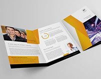 Bi-Fold Brochure 45
