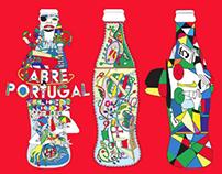 Coca-Cola Abre Portugal — Apresentação