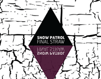 Snow Patrol   FINAL STRAW   CD Packaging