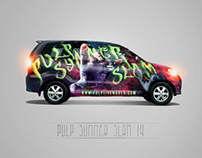 PULP SUMMER SLAM 14 - Avanza Decals