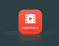 Cinefriend mobile concept