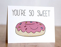 Etsy Greeting Cards