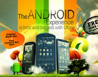 Ufone Android Experience