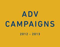 Adv Campaigns 2012 - 2013
