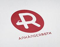 Branding | Anhänger Roth