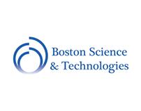 Boston Science & Technologies Logo Design