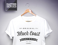 Black Coast T-Shirt