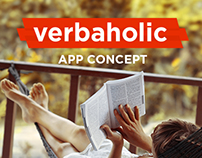 """Verbaholic"" - app for foreign words memorization"