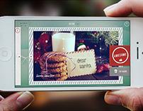 Santa Spy Cam App