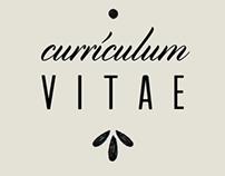 - currículum vítae -
