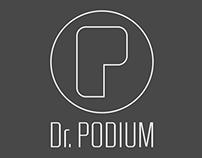 Logo Dr. Podium
