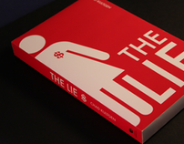 THE LIE  |  BOOK COVER