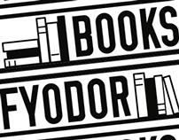 Fyodor Books - Identidade e Promoção