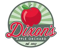 Dixon's Apple Orchard Identity