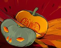 Pyramidehead's Halloween
