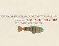 "Vídeo ""350 anos do Sermão de Santa Catarina"""