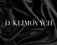 Logo D. Klimovych. Playdesign